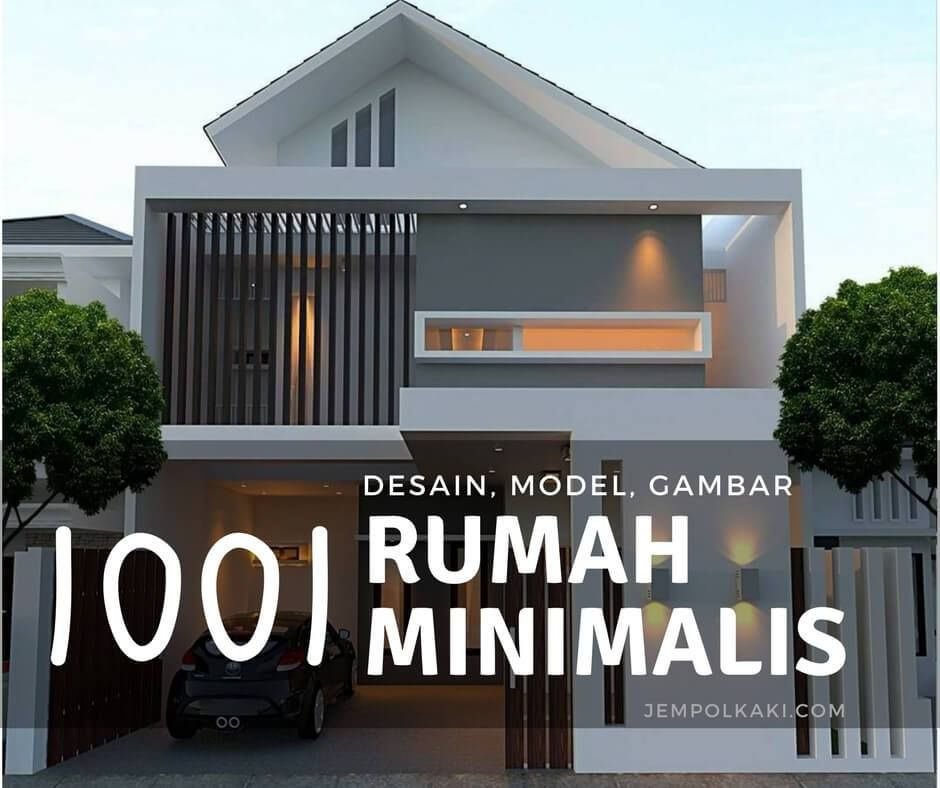 5700 Koleksi Gambar Rumah Minimalis Modern Terkini Gratis
