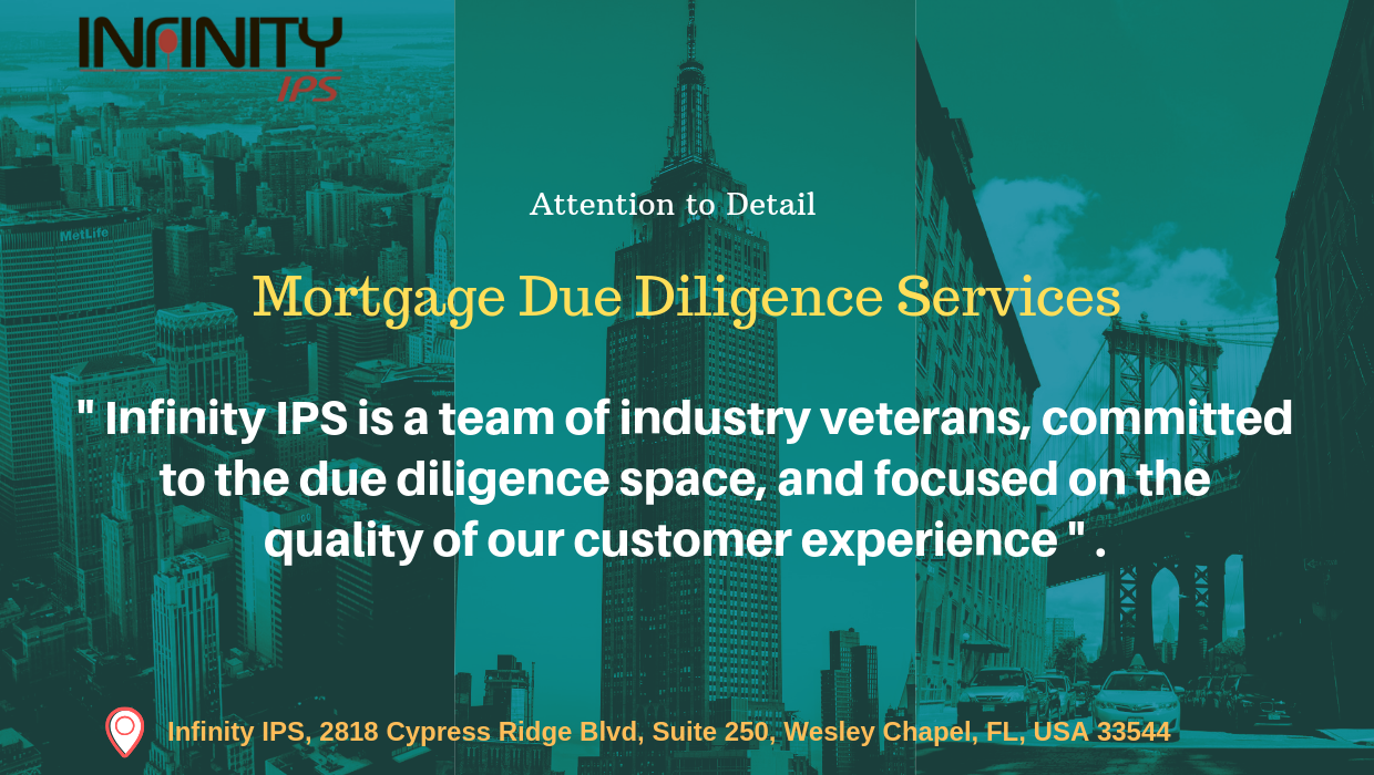 Infinity Ips Is A Team Of Industry Veterans Committed To The Due