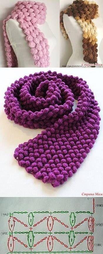 Pin von Nicole Sevcenko auf Crochet | Pinterest | Handarbeiten ...
