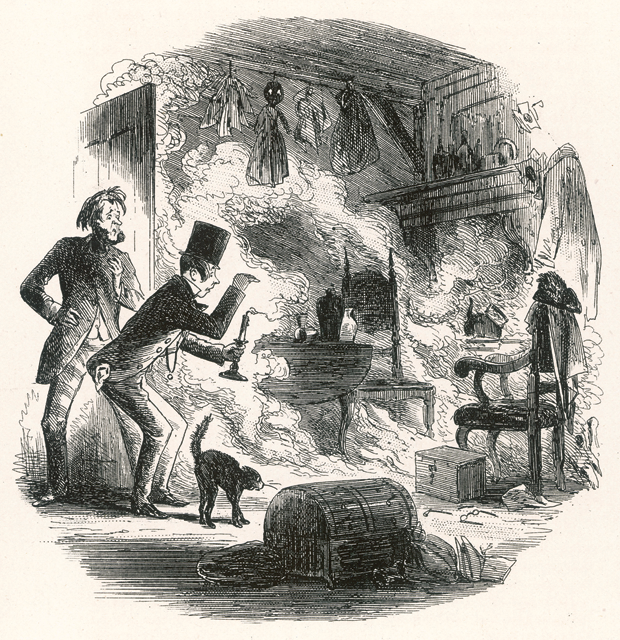 How Charles Dickens Fueled a World of Spontaneous