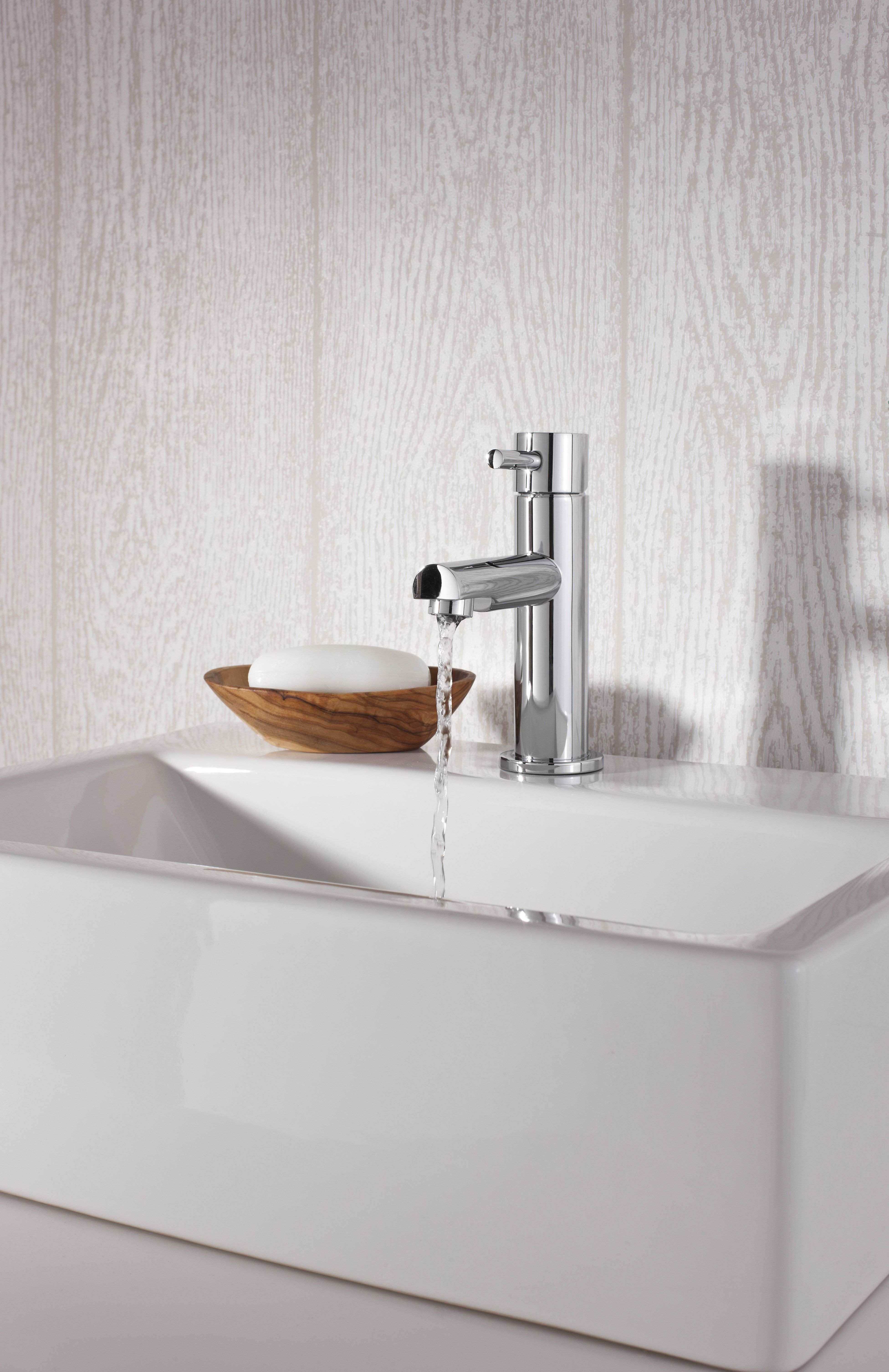 Kai Lever Mini Monobloc Bathroom Basin Tap from Crosswater http ...