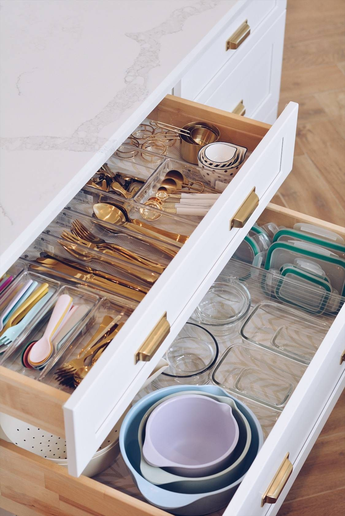 kitchen organization how to organize your kitchen drawers kitchen rh pinterest com