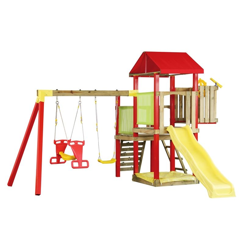 Swing Slide Climb Camelot Multi Play Playground $1349 · Garden SwingsKid ...