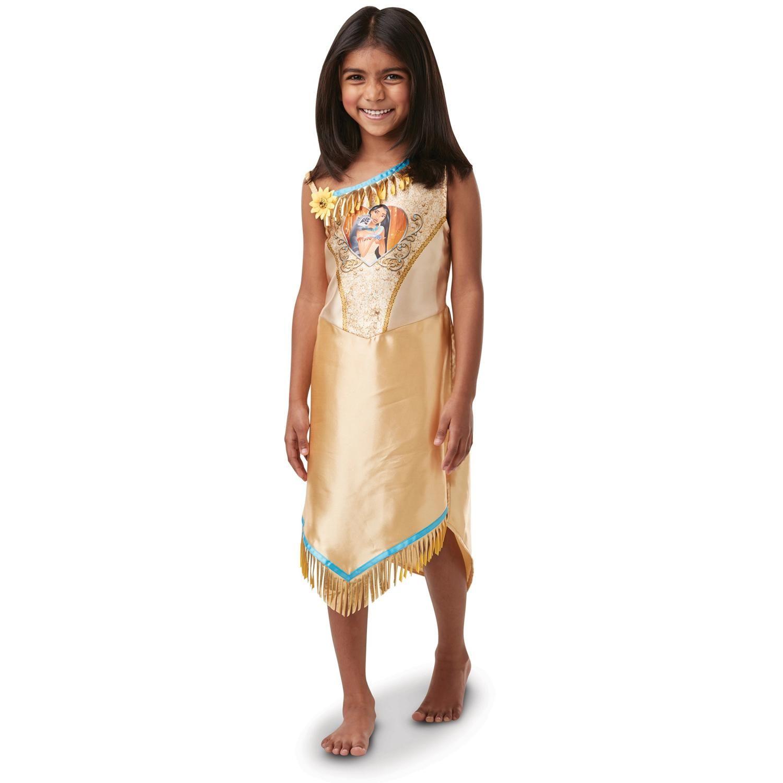 Deguisement Classique Sequin L Pcahontas Disney Princesses Le Deguisement A Prix Deguisement Pocahontas Princesse Disney Et Pocahontas