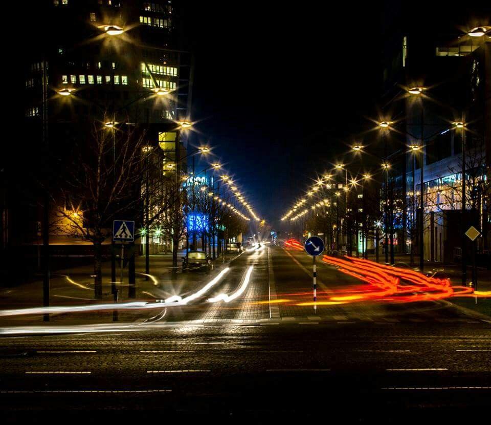 Västra Varvsgatan.