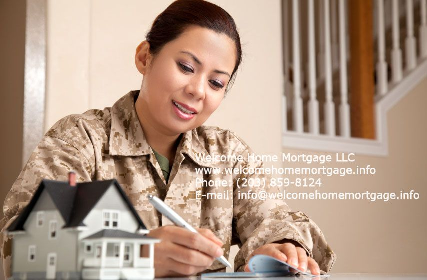 Connecticut VA Loans -  Financing a home in Connecticut can be a breeze for military homebuyers. Using a Connecticut VA loan makes home buying more affordable and beneficial to veterans and active service members. Find out if you can obtain a Connecticut VA loan, visit http://www.welcomehomemortgage.info/va-loan-program.php.