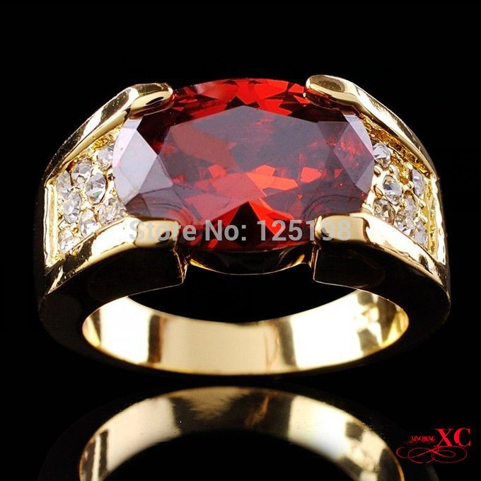 mens rings ruby images