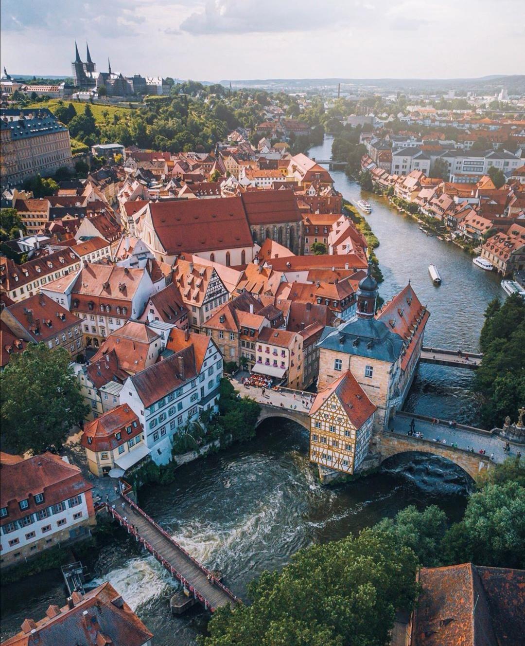 Bamberg City