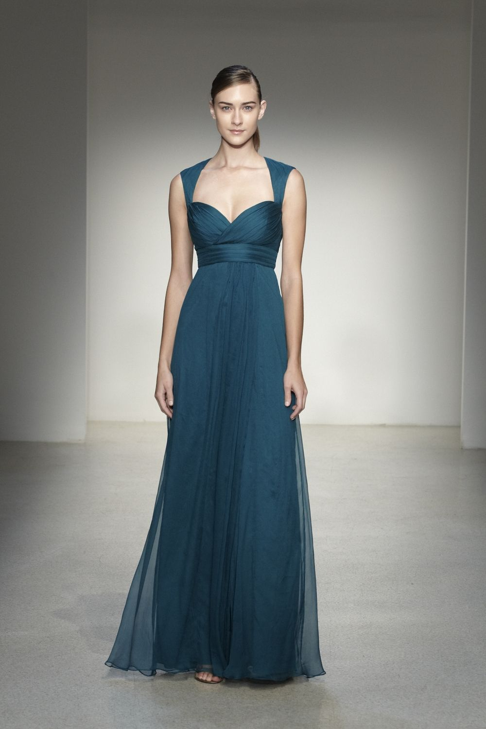 so excited to have this new Amsale bridesmaid dress...it has a ...