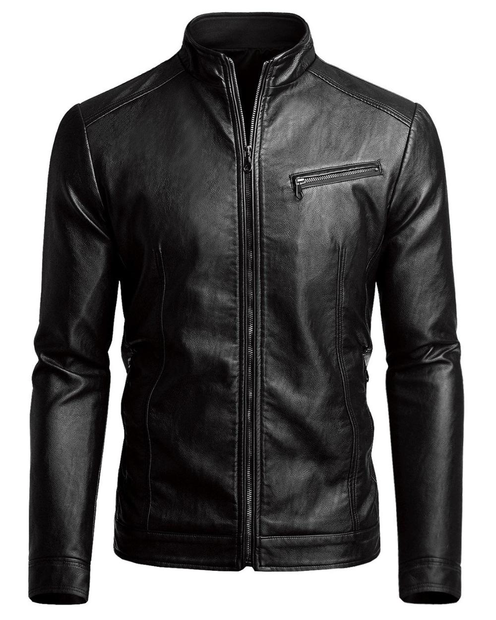 Men S Casual Faux Leather Jacket Shopinzar Com Leather Jackets Online Mens Jackets Casual Leather Jacket Men [ 1250 x 1000 Pixel ]