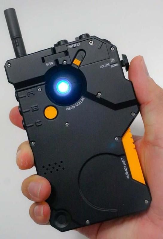 Metal Gear Solid V iDroid iPhone 5s Case | random coolness
