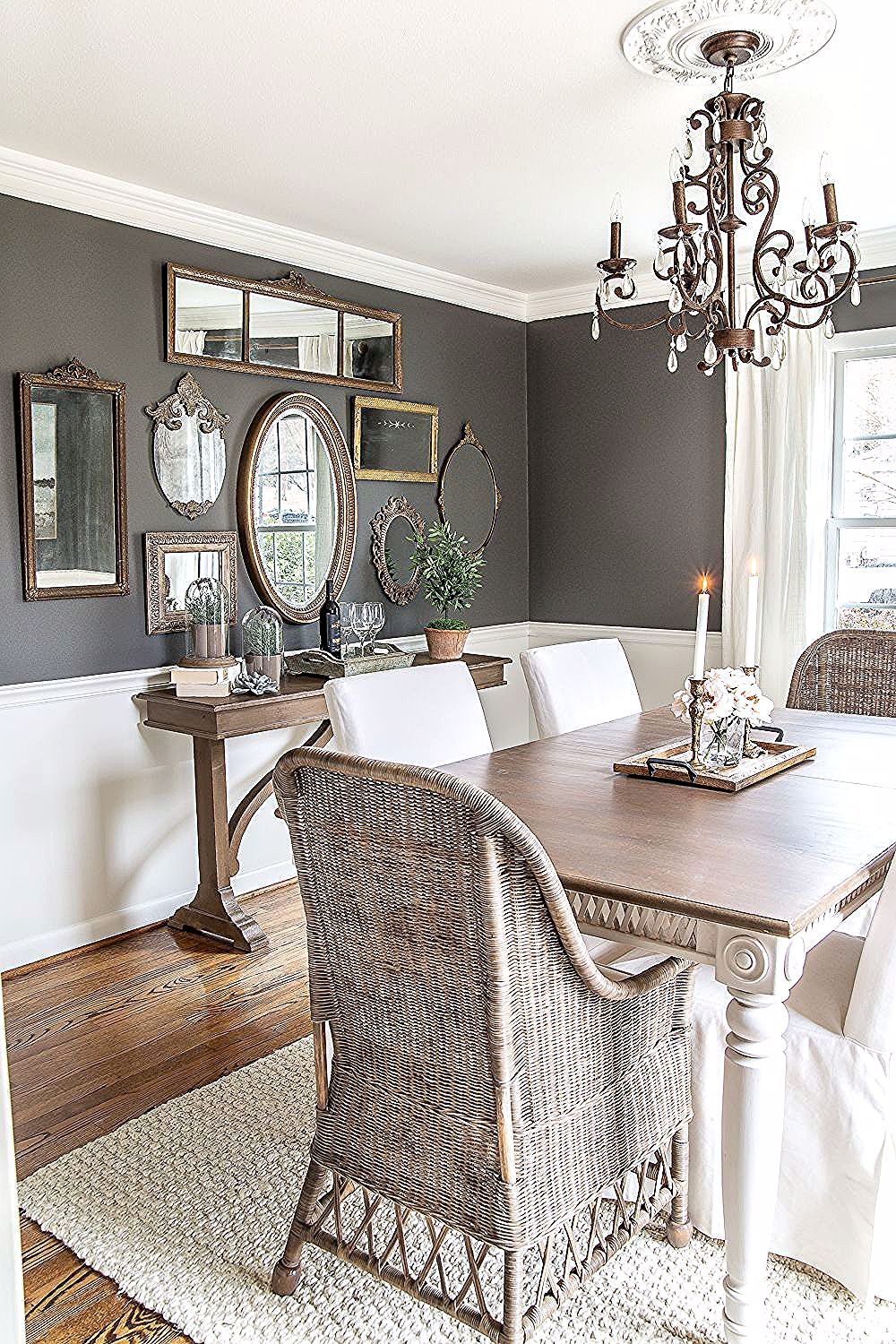 Dining Room Ideas In 2020 Eclectic Dining Room Dining Room