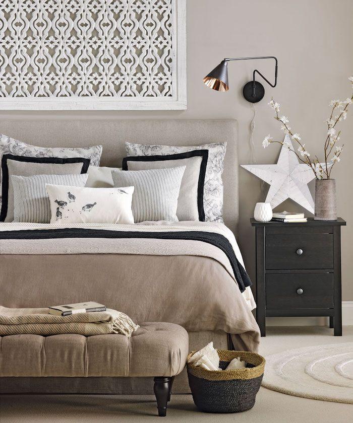 ▷ 1001 + idées pour la déco petite chambre adulte Pinterest - couleur peinture pour chambre a coucher