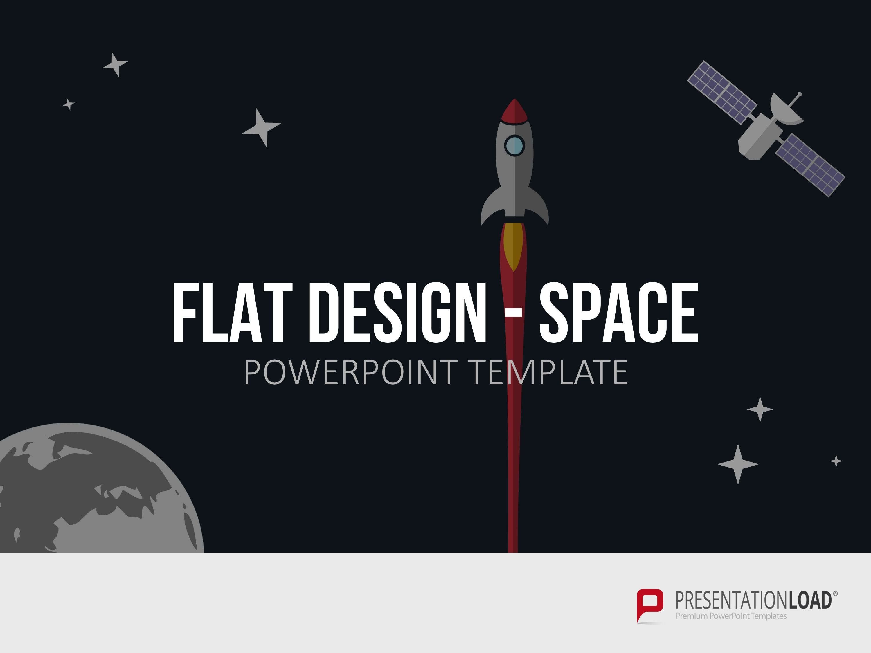 Pin by presentation load on flat design powerpoint templates flat design templates toneelgroepblik Image collections