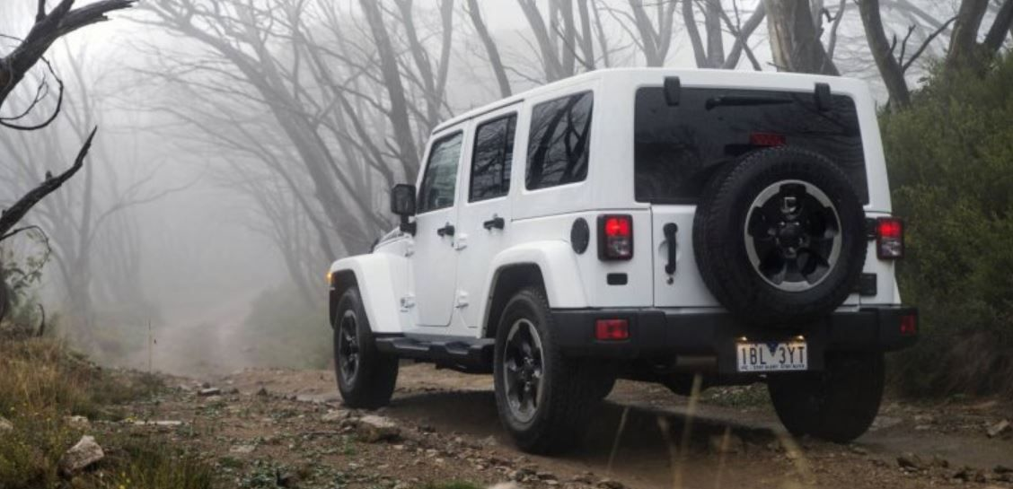 Jeep Wrangler Polar Edition Arrives in Australia Jeep