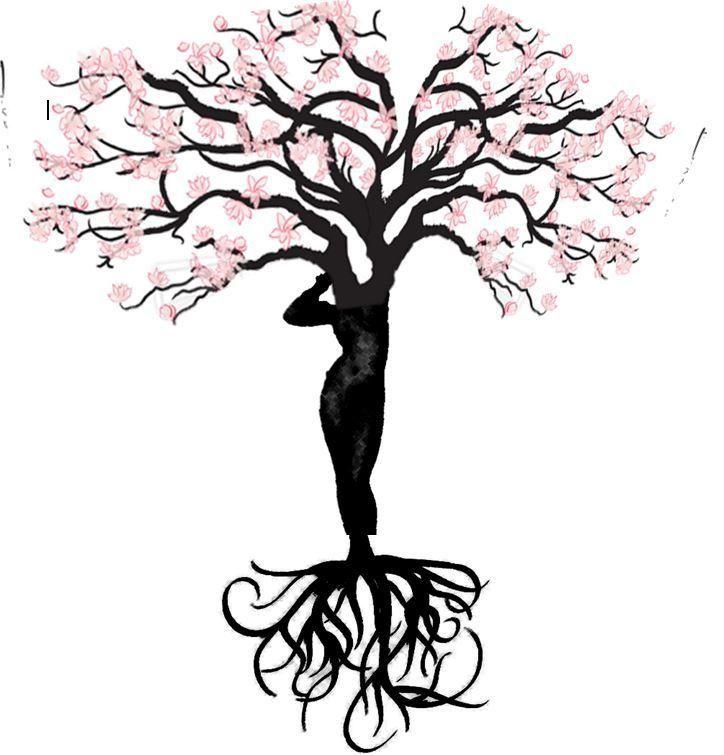 Tattoo Woman Tree: Goddess Tattoo, Body Art Tattoos
