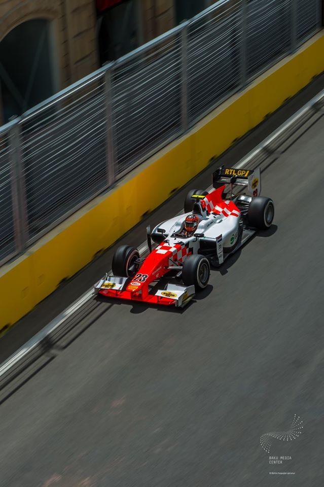 2016 Formula 1 Grand Prix Of Europe At The Baku City Circuit In Azerbaijan Baku City Grand Prix Racing