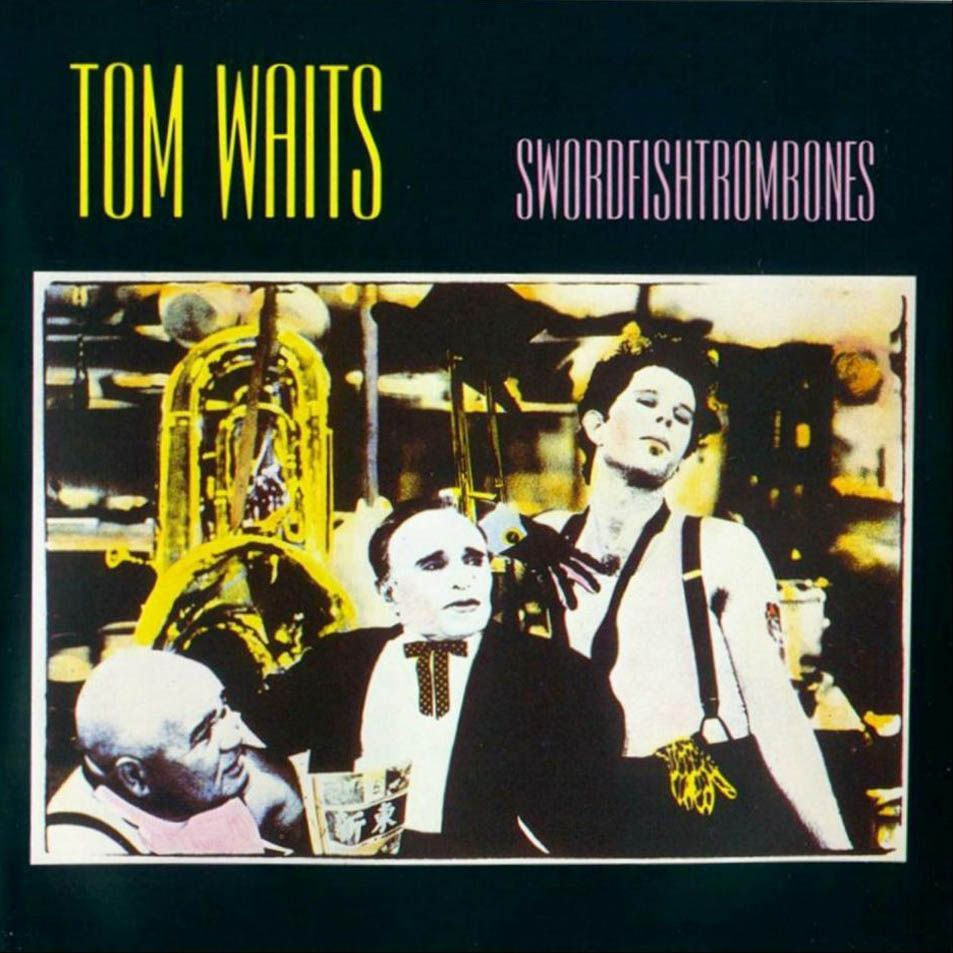 Tom Waits | Classic Album Covers | Pinterest