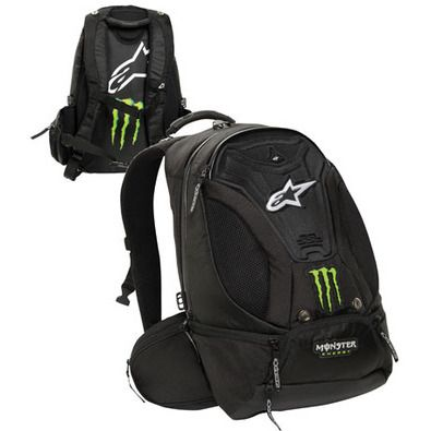 5ed76ca7c7 My wishlist backpack | Misc. | Monster backpack, Motorcycle riding ...