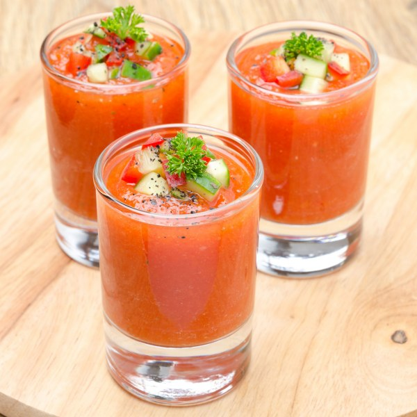 Gaspacho (Andalusia) - Master Chef #koudehapjes