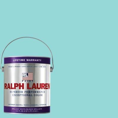 Ralph Lauren 1-gal. Hyannis Eggshell Interior Paint-RL1778E - The Home Depot