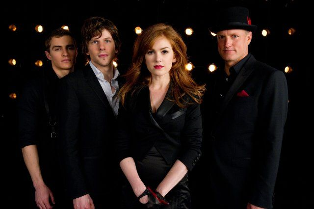 Titles Now You See Me Names Woody Harrelson Jesse Eisenberg