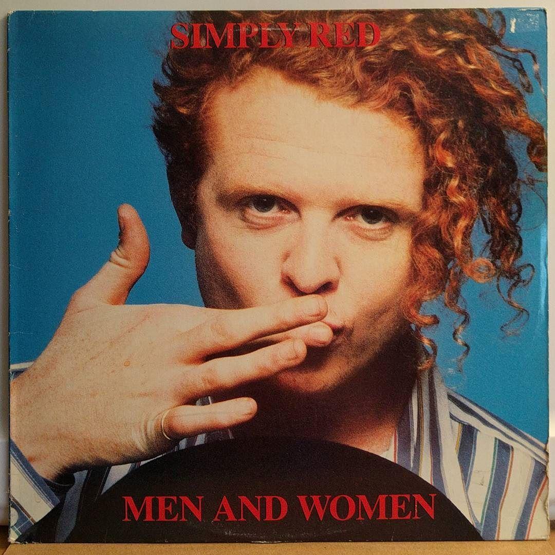 Simply Red Men And Women 1987 Elektra 4 Shipping Vinyl G