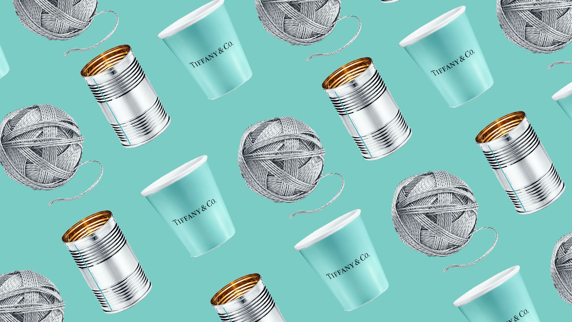 Cool Home Accessories Products Tiffany Amp Co Launched An Outrageously Indulgent Home And Accessories Line Tiffany Co Product Launch Everyday Objects