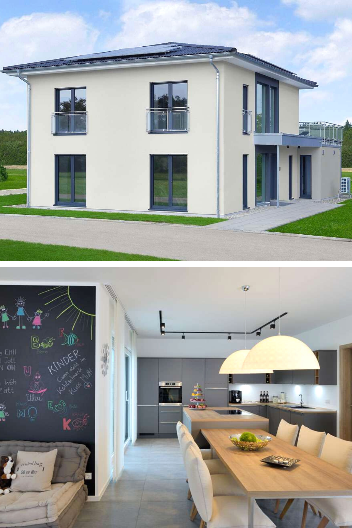 Modellhaus Sestros_3 Stadtvilla KAMPA FertighausWelt