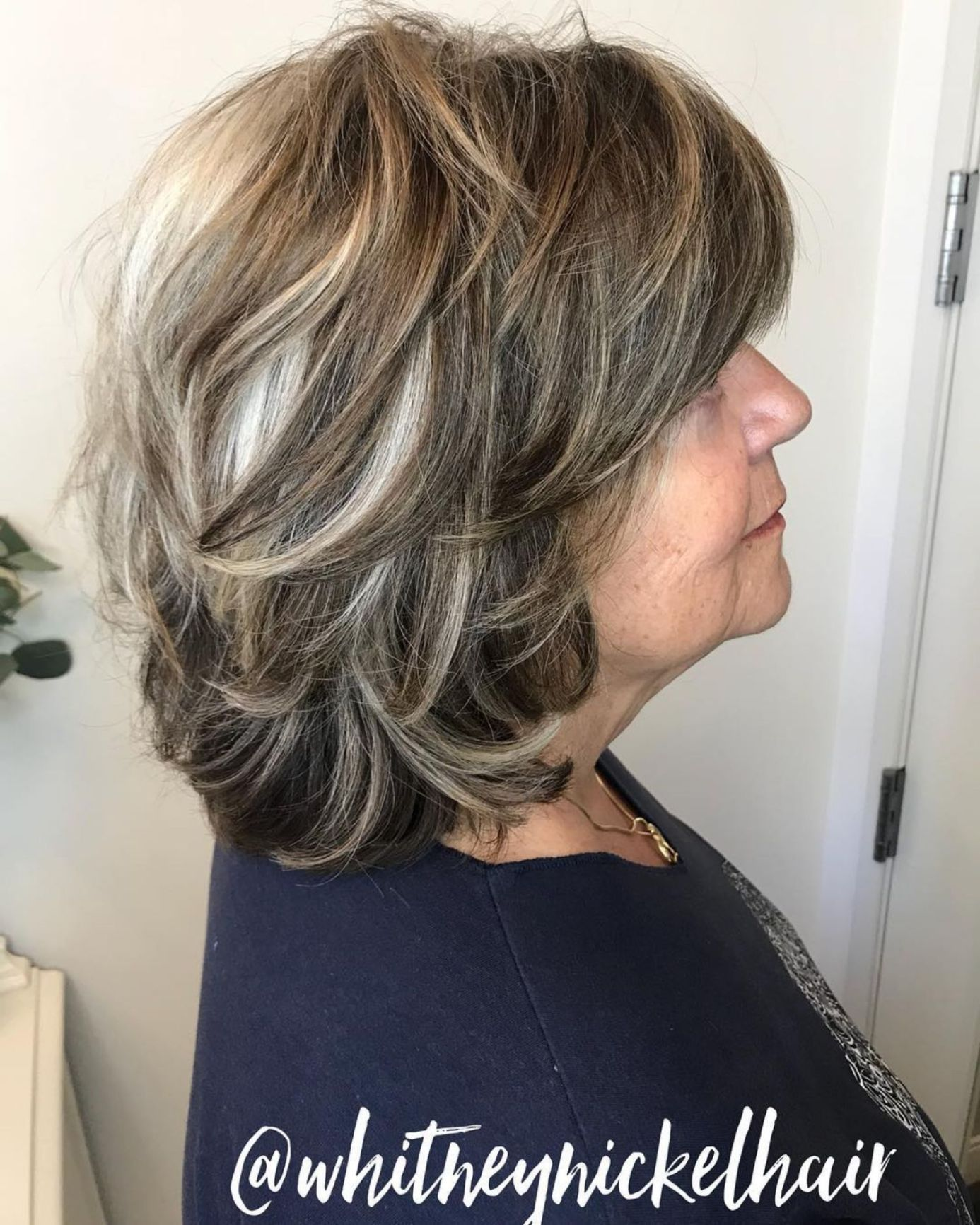 80 Best Modern Hairstyles And Haircuts For Women Over 50 Haircut For Thick Hair Modern Hairstyles Medium Length Hair Styles