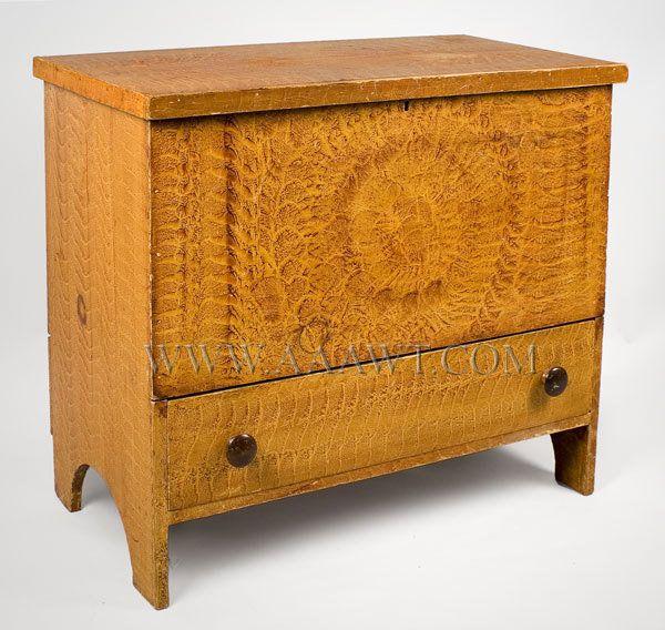 Modern Furniture 2014 Clever Furniture Arrangement Tips: Antique Furniture_Blanket Chests, Two Drawer Lift-top