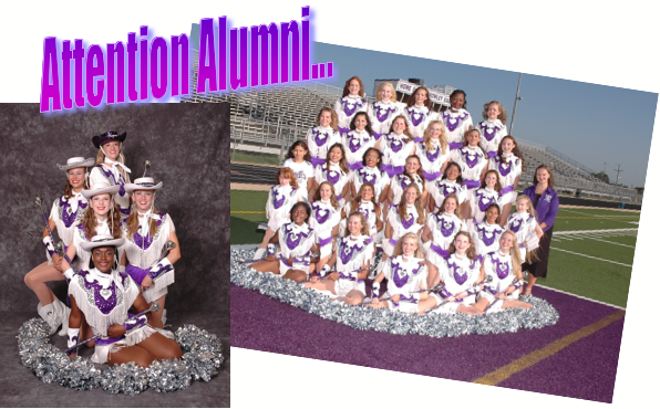 Crowley High Talonette Alumni- 2010 graduate!