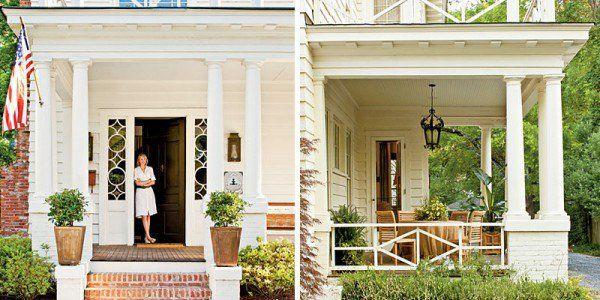 Ashley Gilbreath Interiors | Old House | Southern Living Magazine | Restoration | Montgomery Alabama