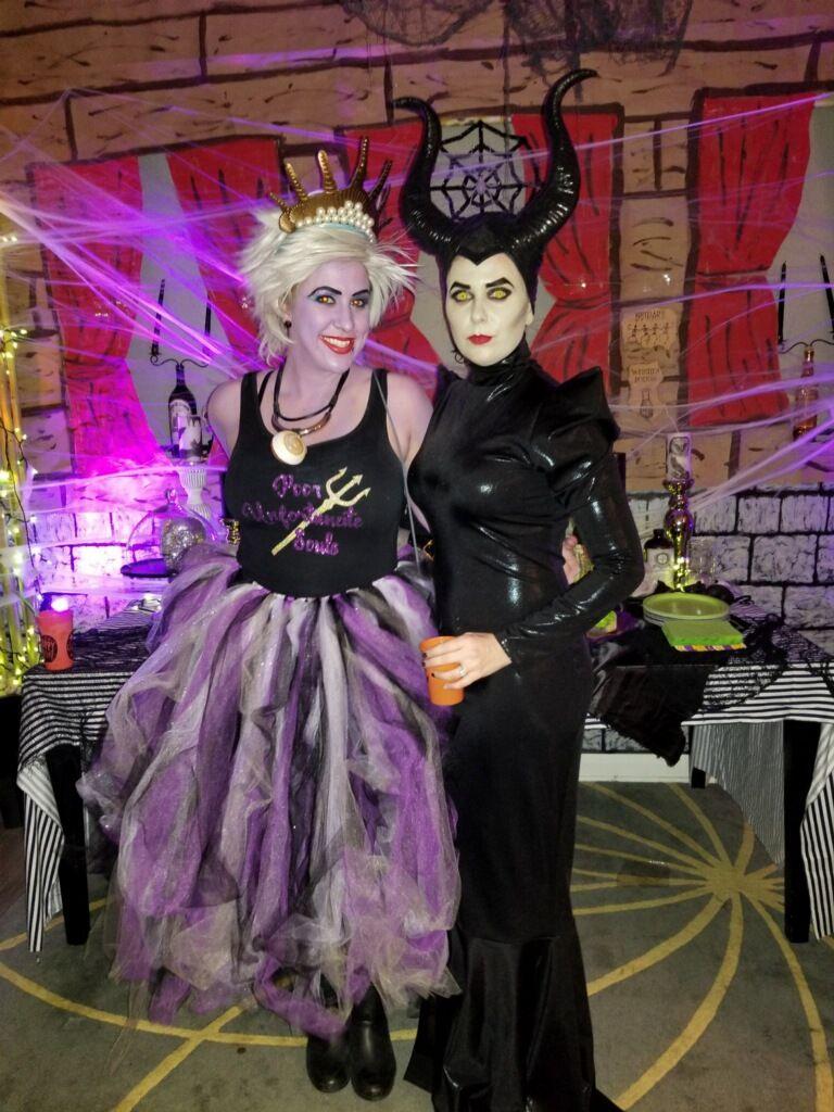 Disney Villains Costume Disney Villains Cosplay Ursula