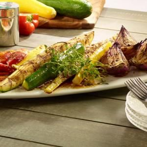 Tuscan Grilled Vegetables Recipe