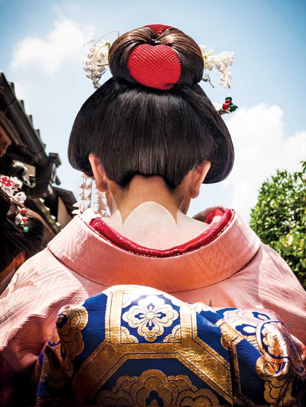 A geisha in Kyoto Japan, Asia, Most beautiful places