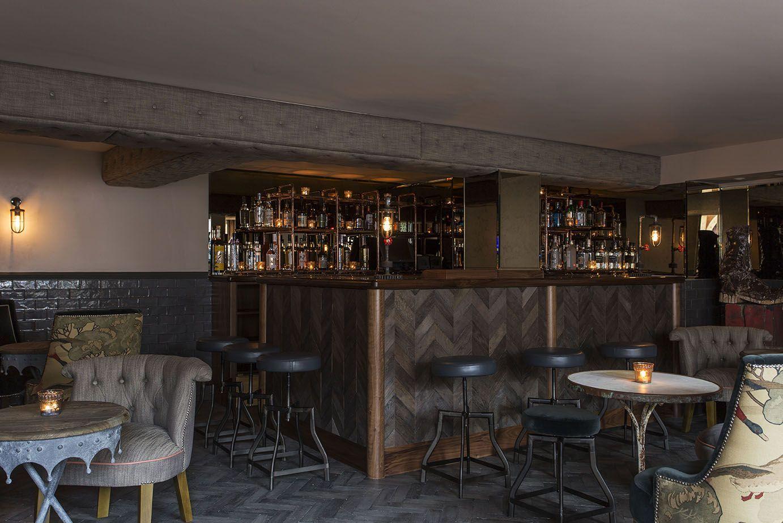 St Barts Brewery Bar design awards, Home decor