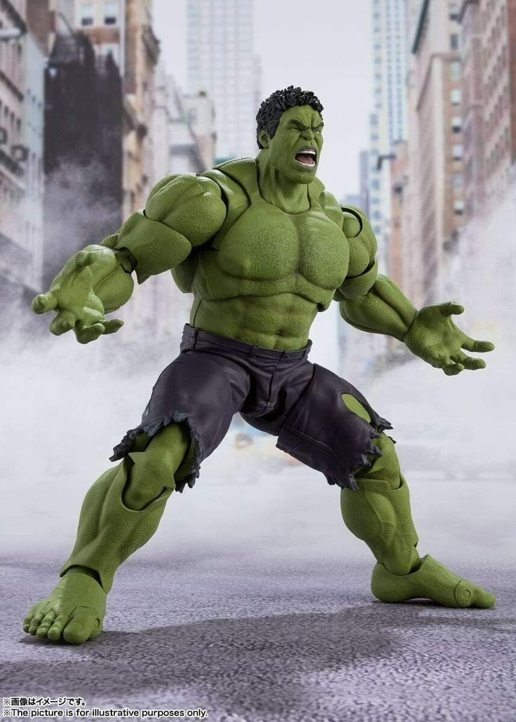 Bandai S.H. Figuarts Hulk - Avengers Assemble Movie Edition Marvel Action Figure