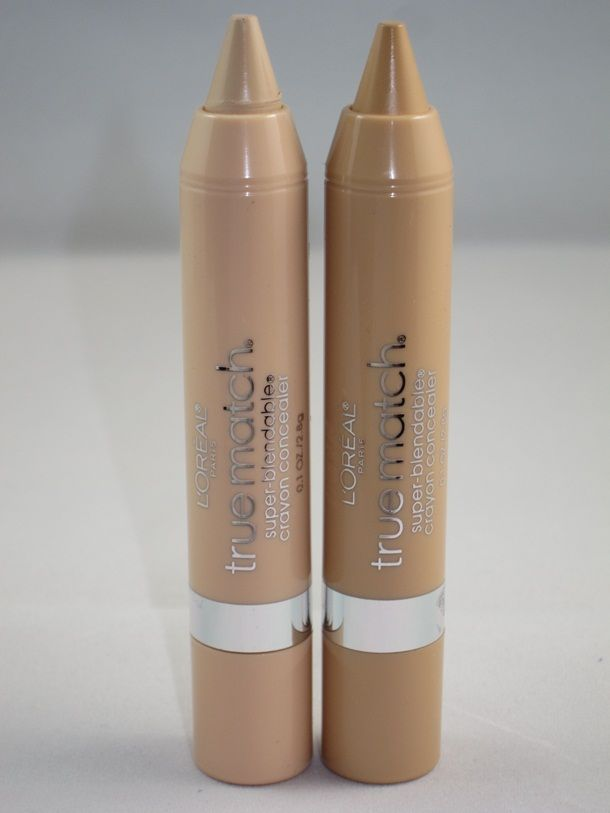 Based on the review i think this might be better as a highlighter due to its lack of pigment. L'Oreal True Match Super Blendable Crayon Concealer