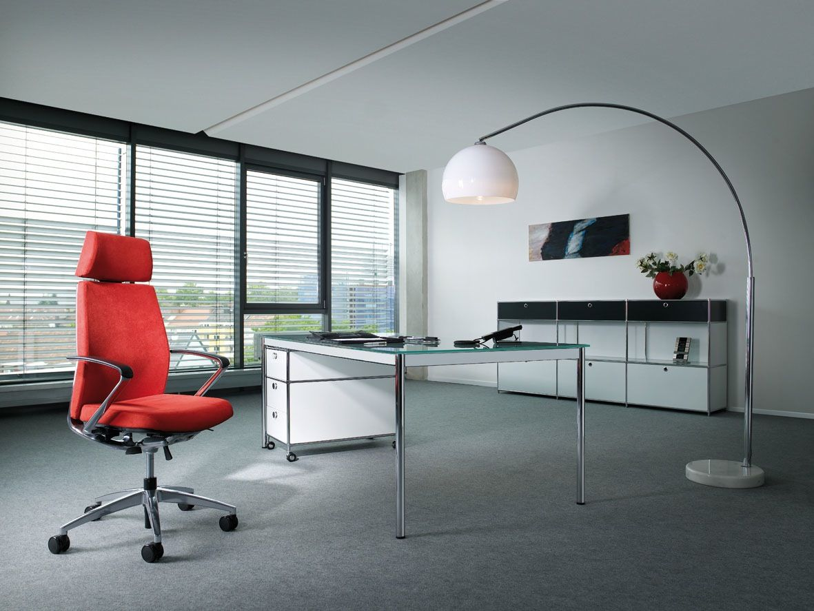 System4 Swiss Modular Furniture Office Set Up1 Assembly Inspired