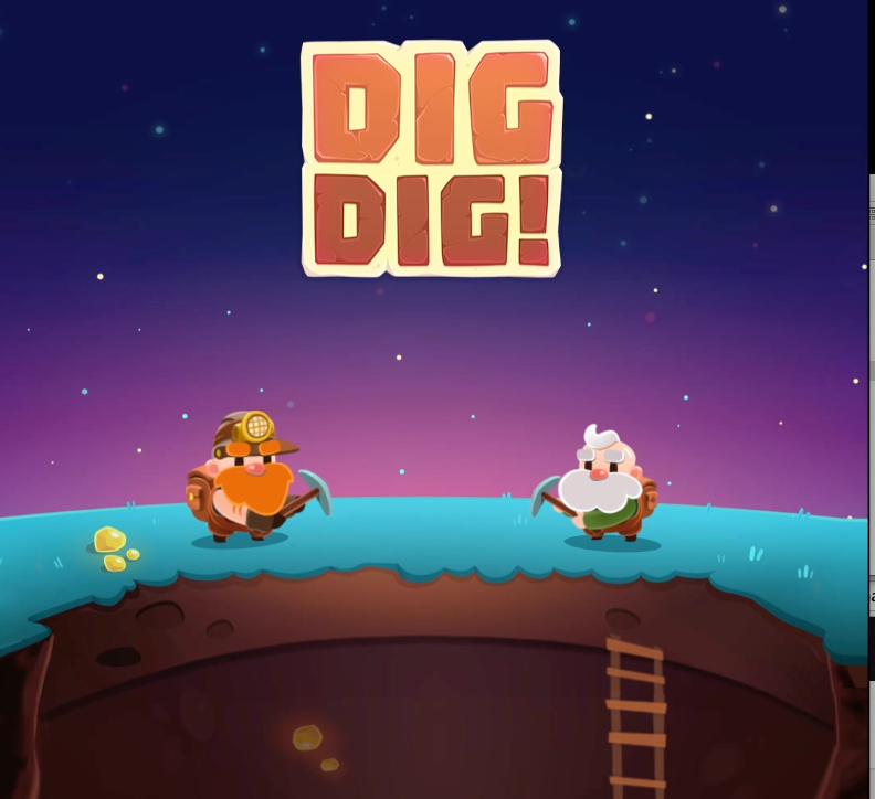 "Check out this @Behance project: ""2DAnimation_Dig Dig"" https://www.behance.net/gallery/44846521/2DAnimation_Dig-Dig"