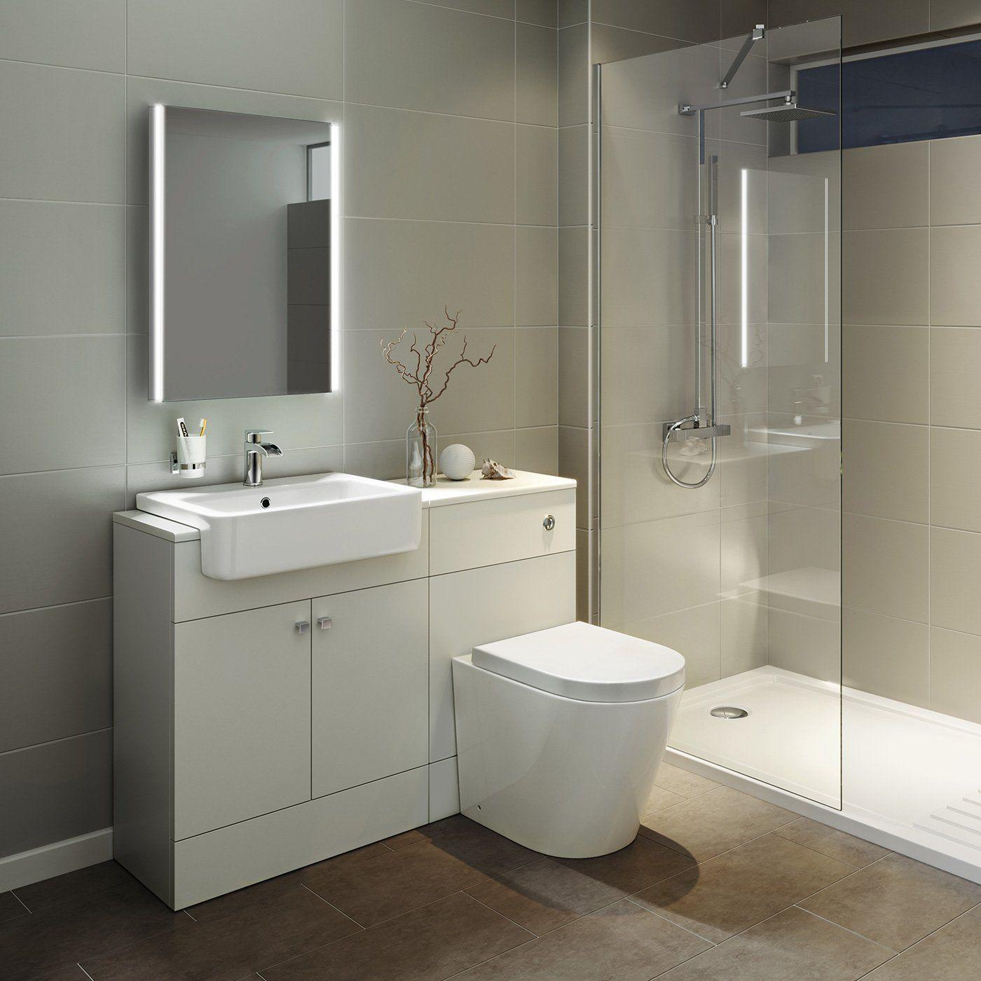 500 X 700 Mm Modern Illuminated Battery Led Light Bathroom Mirror Mc158 Bathroom Mirror Lights Led Mirror Bathroom Bathroom Mirror