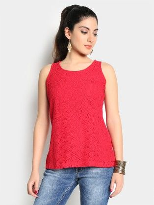 3884ca2c64 Women's tops online. Buy the latest and trendy women's tops online in India  |abof.com