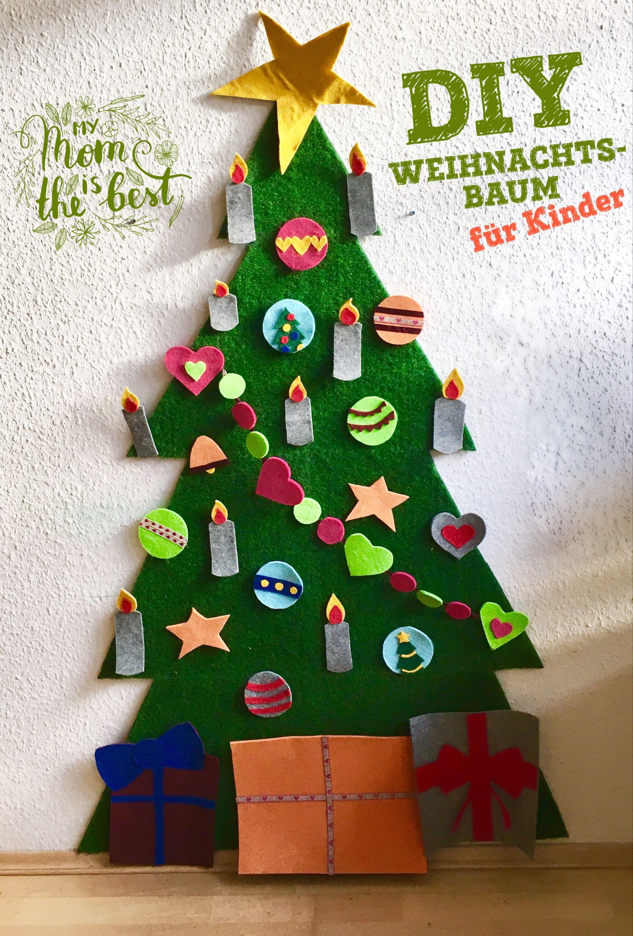 DIY-Weihnachtsbaum zum \