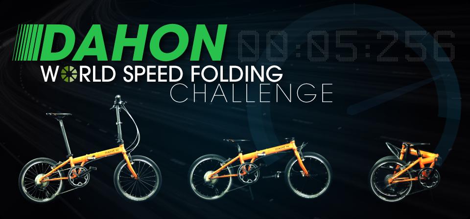 Dahon Bikes Speed Folding Challenge Challenges