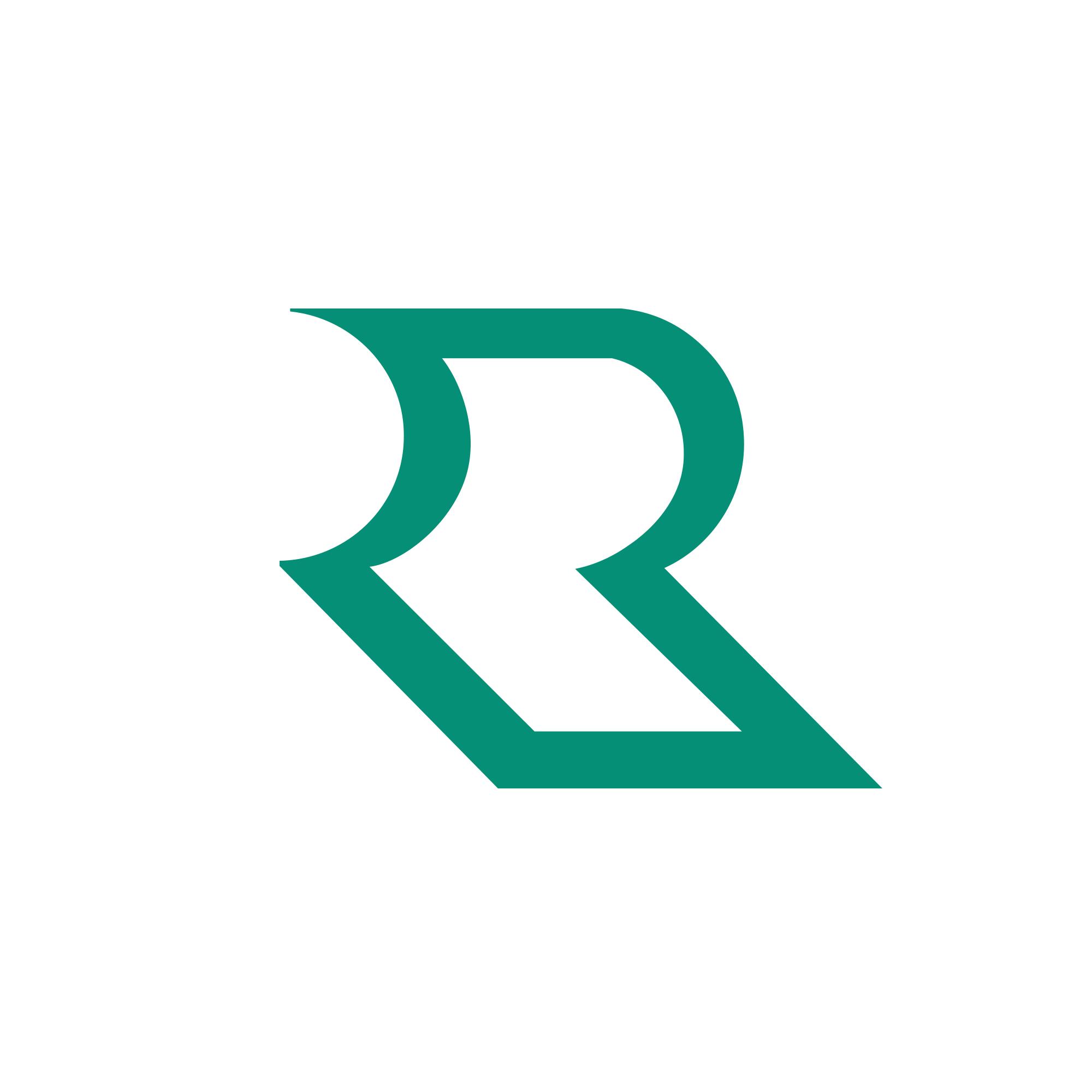 Revell Logo United States Letter R Book Logo Letter Logo