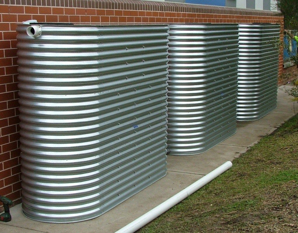 Quality Corrugated Steel Hoarding Cerca Con Google Rainwater Harvesting Rain Water Tank Rainwater