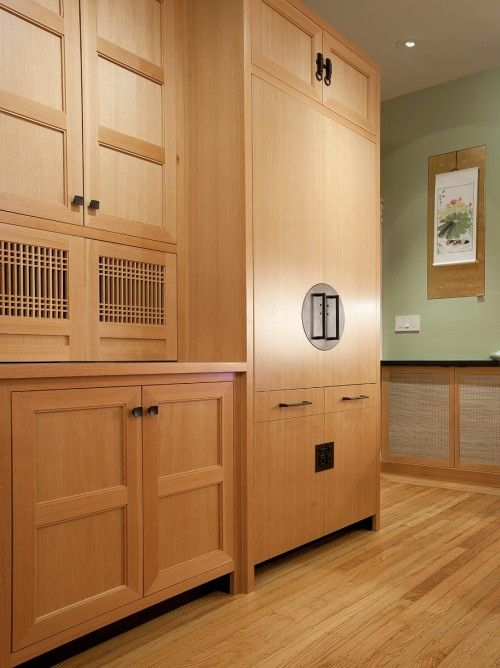 Superbe Traditional Style Japanese Kitchen Cabinets