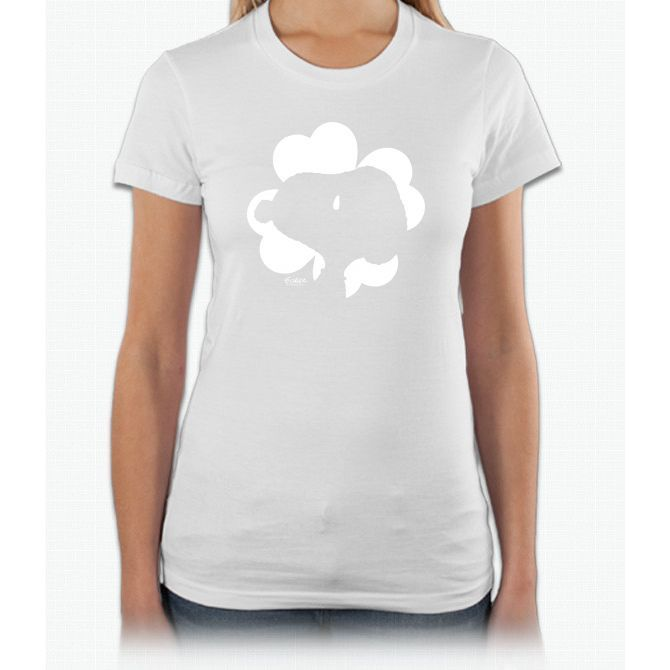 Tee Snoopy Short Sleeve Women T-Shirt