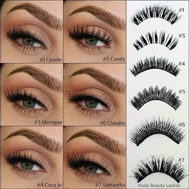 c436a89cec6 Makeup and Beauty: Step by step eye makeup - PICS. My collection Eye Lashes